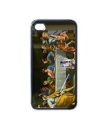NEW iPhone 4 Hard Black Case Cover Star Wars Last Supper Gift 32854762 - $17.99