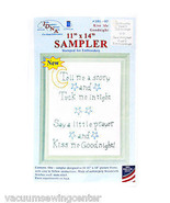 Jack Dempsey Kiss Me Goodnight Sampler - $8.35