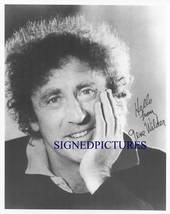 GENE WILDER SIGNED AUTOGRAPHED RP PHOTO GREAT ACTOR - $13.99