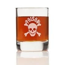 Skull Poison Shot Glass (Set of 4) - $19.99