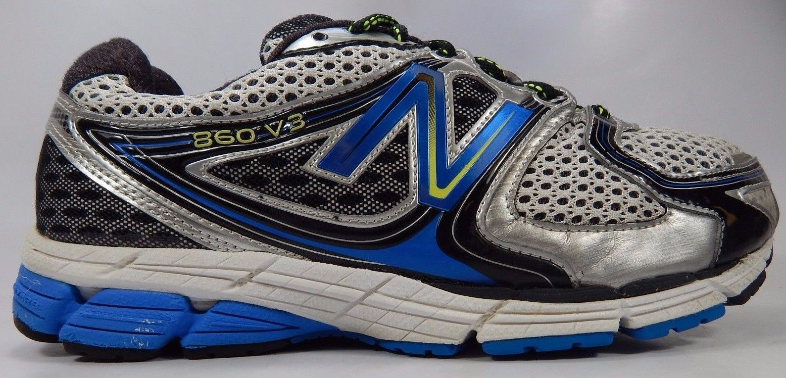 low priced f7def c4157 New Balance 860 v3 Men s Running Shoes Size US 9.5 4E EXTRA WIDE EU 43  M860SB3