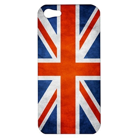 NEW iPhone 5 Hard Shell Case Cover British Union Jack Flag Gift model 33029111