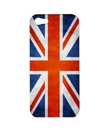 NEW iPhone 5 Hard Shell Case Cover British Union Jack Flag Gift model 33... - $19.99