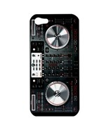 NEW iPhone 5 Hard Shell Case Cover Digital Mixer DJ Turntable Gift 33005596 - $19.99