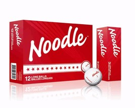 Noodle Golf balls 2 DZ  Long Balls #885583849372 - $36.99