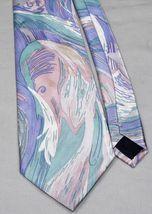Giorgio Armani 100% Silk Handmade 100% Silk Necktie Tie Italy - $10.93