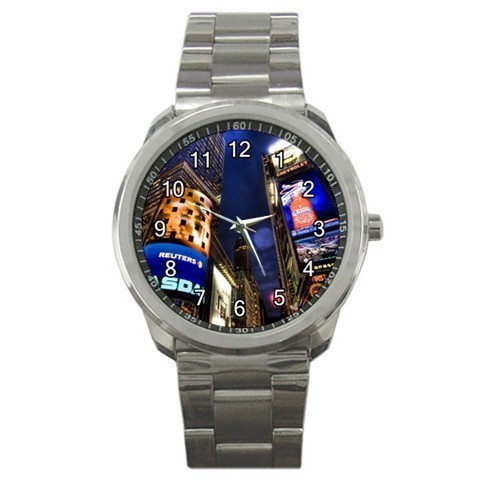 New York City Sport Metal Watch Gift model 32049585