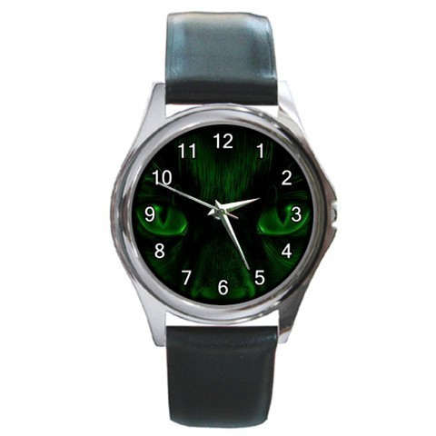 Night Vision Scopes Unisex Round Metal Watch Gift model 17726587