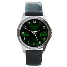 Night Vision Scopes Unisex Round Metal Watch Gift model 17726587 - $13.99