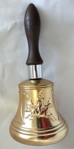 AVON 4 Oz Sweet Honesty Cologne PAUL REVERE BELL Figurine Perfume Bottle - $9.41