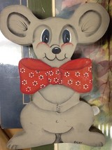 Smiling Mouse with Bowtie  By Helen Emery - $45.00