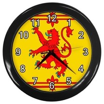 Scotland Lion Decorative Wall Clock (Black) Gift model 14566105 - $18.99