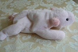 """Rare Ty Original Beanie Babies """" Squealer """" The Pig - Retired Errors Mint 1993 image 4"""
