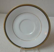 Noritake ELYSEE REPLACEMENT SAUCER Bone China Pattern 6914 Japan Gold Bl... - $3.63