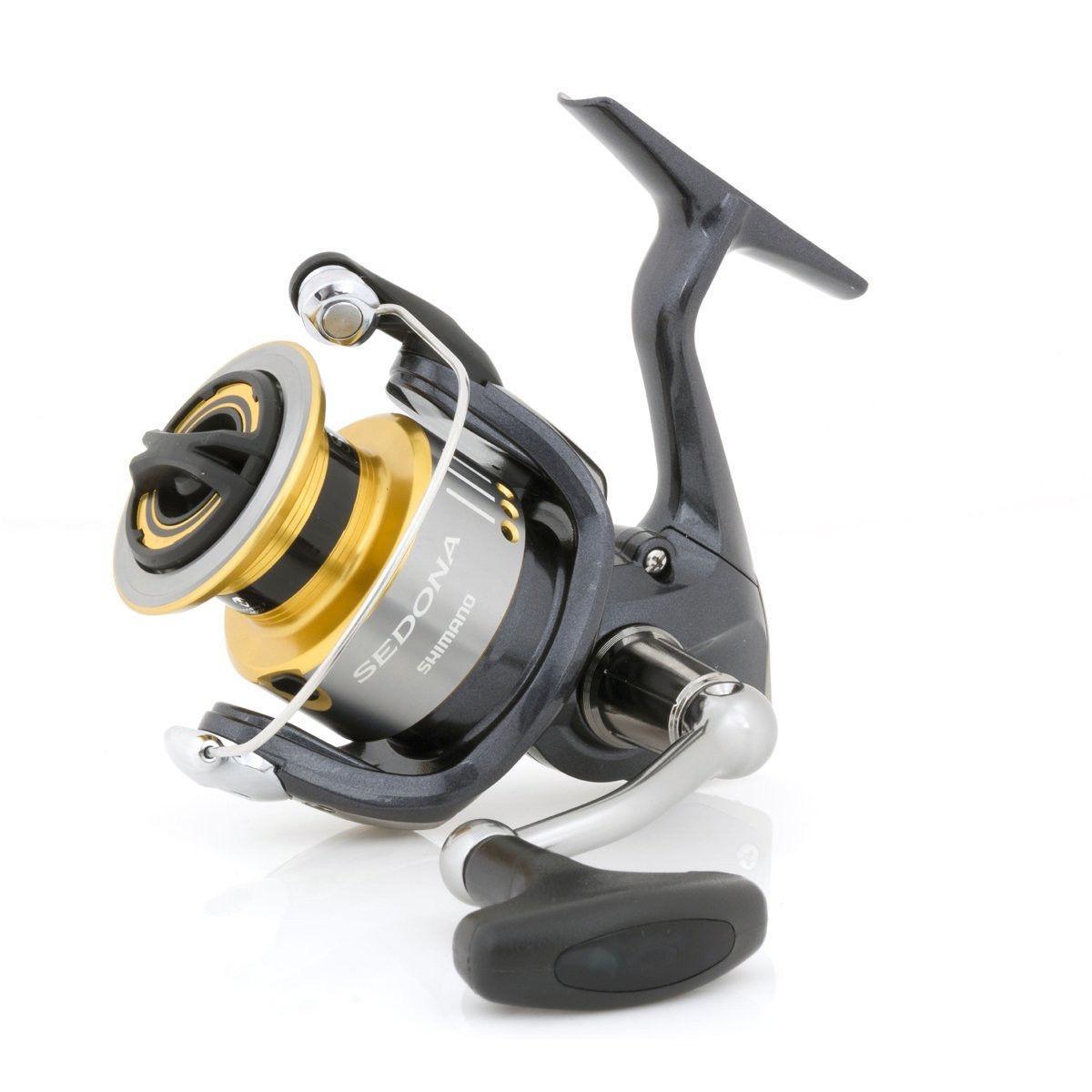Shimano Sedona 2000 035103 Spinning Reels Saltwater Freshwater Fishing