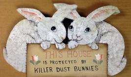 Dust Bunnies By Helen Emery - $45.00