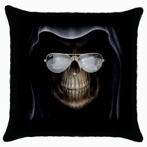Throw Pillow Case Decorative Cushion Cover Grim Reaper Gift model 30338536