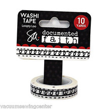 ADORNit Documented Faith Loopty Loo Washi Tape - $8.35