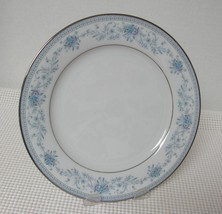 "Noritake BLUE HILL 8 1/4"" SALAD PLATE Contemporary China Pat. 2482 8 Available - $6.20"