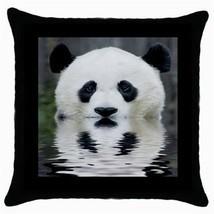 Throw Pillow Case Decorative Cushion Cover Panda Bear Reflection Gift 30... - $16.99