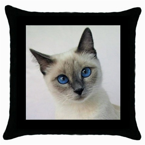 Throw Pillow Case Decorative Cushion Cover Siamese Cat Gift model 30522493