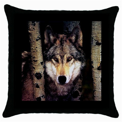 Primary image for Throw Pillow Case Decorative Cushion Cover Wolf Animals Wildlife Gift 30522485