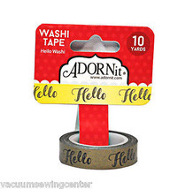 Ador Nit Hello Washi Tape - $8.35