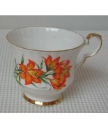 REPLACEMENT TEA CUP (s) KS Royal Windsor PRAIRIE LILY China Saskatchewan... - $5.42