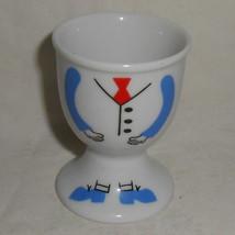 Collectible Porcelain Novelty Business Suit Des... - $14.95
