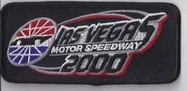LAS VEGAS MOTOR SPEEDWAY 2000 PATCH,  - $4.95