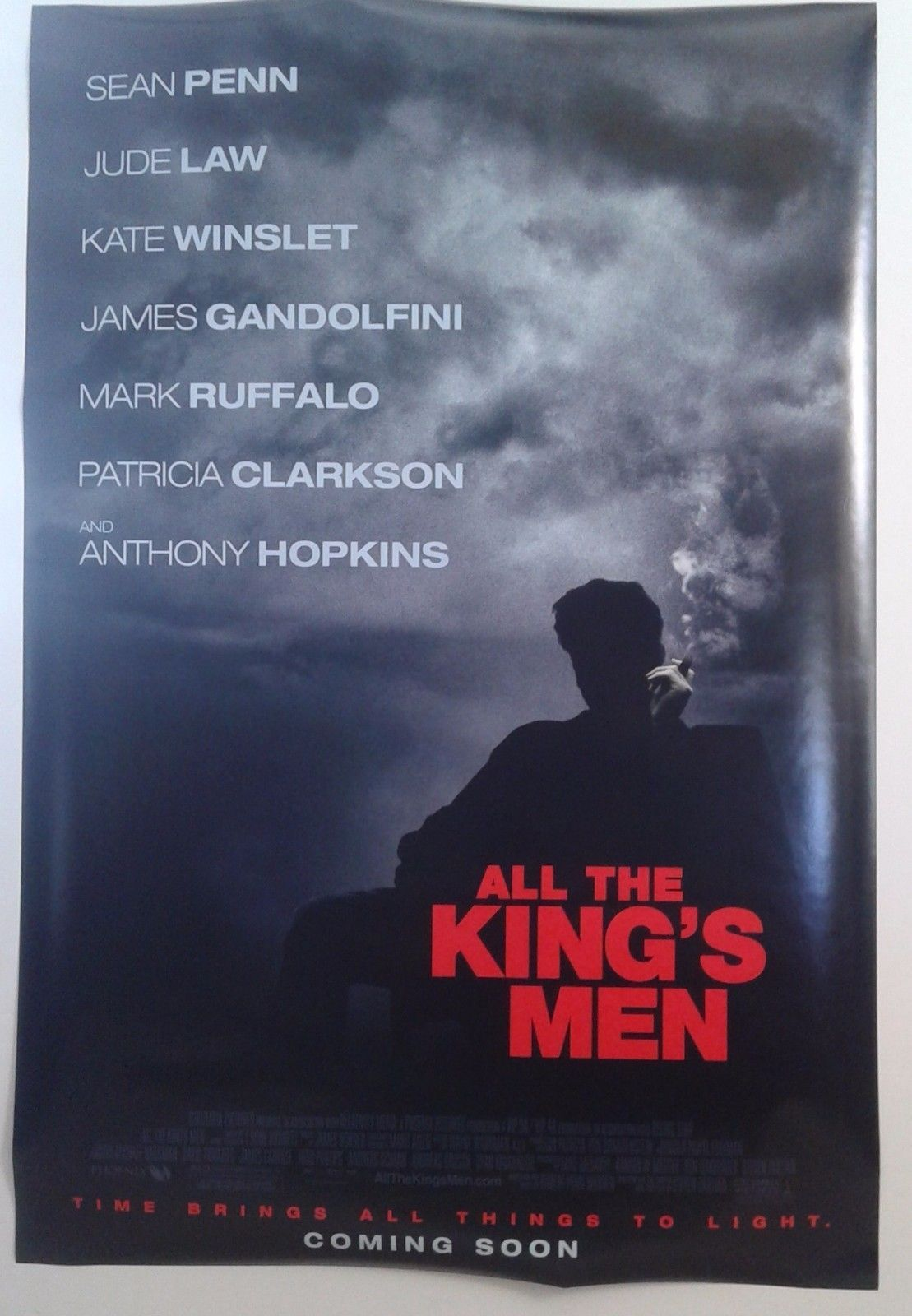 all the kings men the All the king's men is considered the finest novel ever written on american politics set in the 1930s, this book traces the rise and fall of willie.