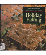 Free Ship Williams Sonoma Holiday Baking HB Boo... - $9.99
