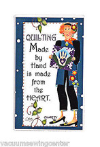 Quilting Charity Magnet - $8.50