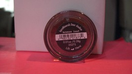 1 bareminerals eye liner shadow Bronze Leaf 0.28oz sealed under cap - $7.99