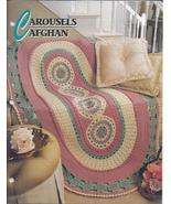 Carousels Afghan Crochet Pattern~Annie's Quilt ... - £27.51 GBP