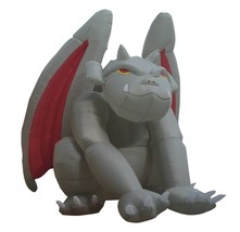 Halloween Inflatable Gargoyle Monster Garden Yard Party Decoration Ballo... - $149.00