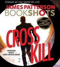 Book Nonfiction Cross Kill An Alex Story BookShots h600 l525 w100 English - $13.18