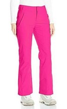 Spyder Womens Me Tailored Fit Pants,Size 10,Inseam Long(32) Ski Snowboar... - $69.00