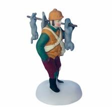 Department 56 Heritage village Christmas figurine 5804-1 street peddlers... - $17.37