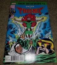 Marvel Comics Uncanny Xmen 101 NM True Believers Variant book 1st App Ph... - $0.99