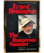 THE DANGEROUS SUMMER by Ernest Hemingway (1986) Scribners SC - $9.89