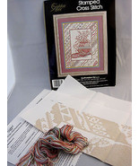 """Golden Bee Picture Counted Cross Stitch Kit Southwestern Pot 16"""" X 20"""" - $28.95"""
