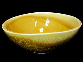 California  Pottery USA  Gold/Yellow Vegetable ... - $24.45