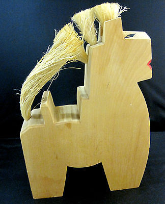 Primary image for Chinese New Year 2014 Year of the Wooden Horse Large Handmade