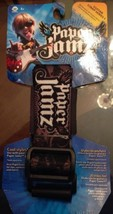 PAPER JAMZ GUITAR STRAP -Black/White And Brown ... - $3.95