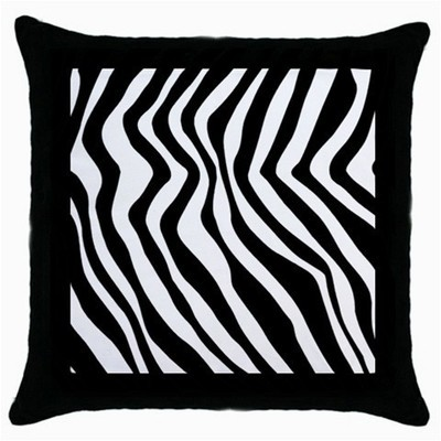 Throw Pillow Case Decorative Cushion Cover Zebra Stripe Print Cift