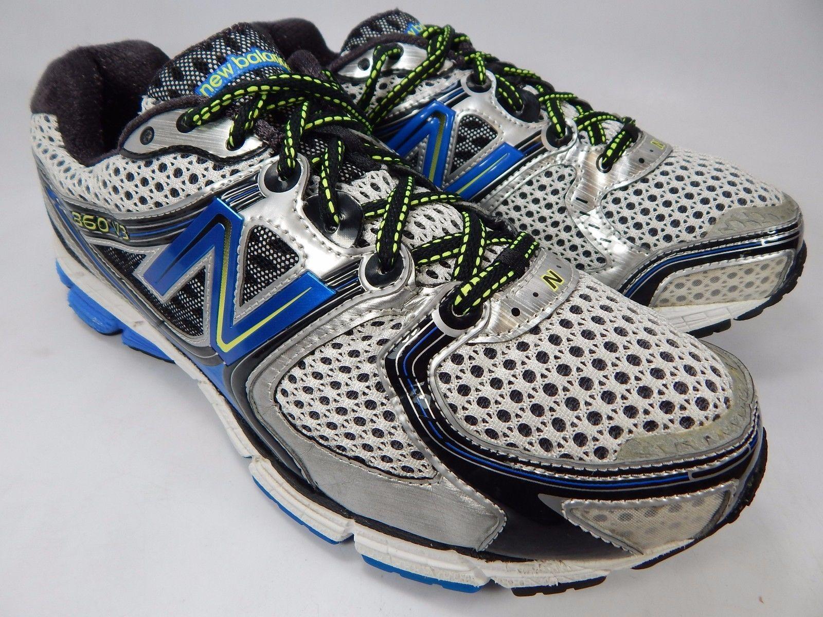 innovative design 19b8c 4df3a New Balance 860 v3 Men s Running Shoes Size US 9.5 4E EXTRA WIDE EU ...