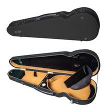 PAITITI Triangular Violin Shaped Full Size  Super Light Fiber Black Glas... - $126.90