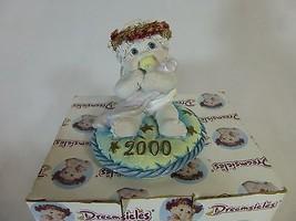Dreamsicles Baby 2000 Snuggle Baby 11026 Sweet Angel Cherub in Box - $13.85