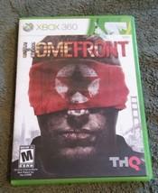 Homefront (Microsoft Xbox 360, 2011) - $3.96